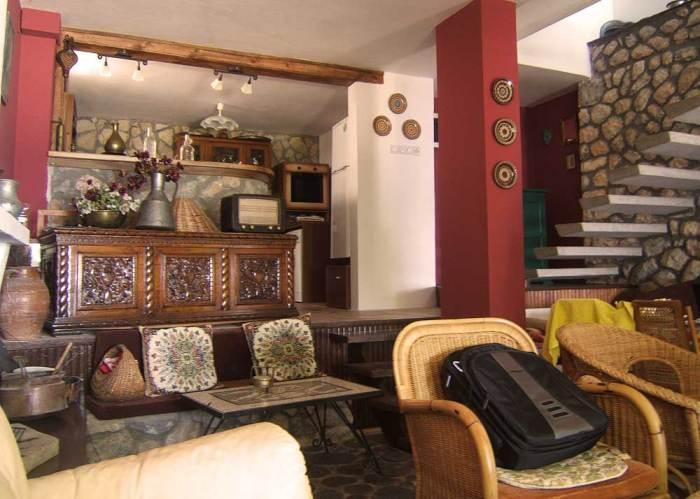 Villa Elza inside